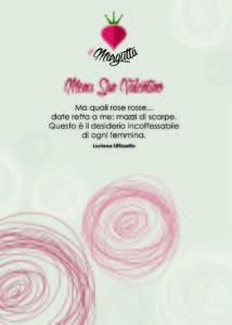 fronte menu San Valentino 2